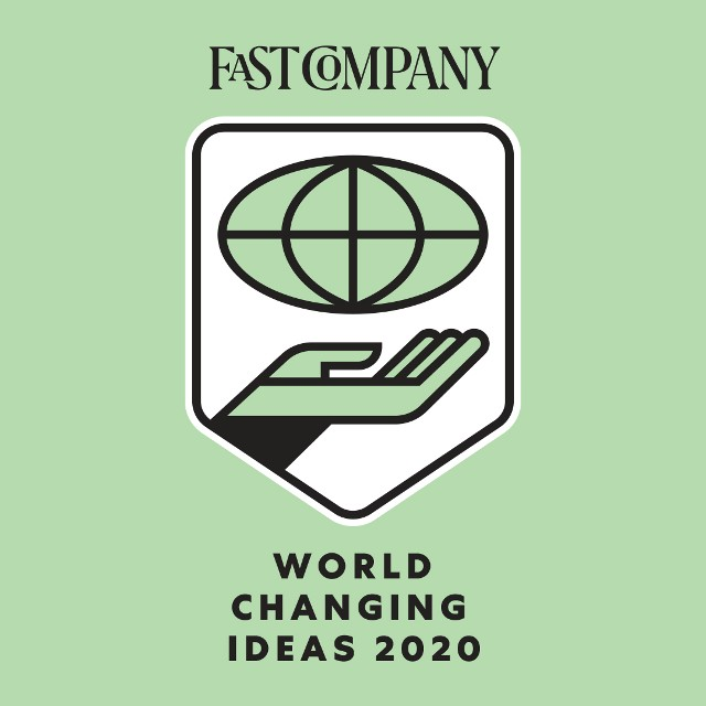 World Changing Ideas 2020